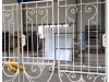 portail 2 vantaux peinture laquage ferronnerie la rochelle thermolaquage
