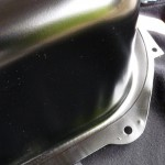 Réservoir thermolaqué - détail