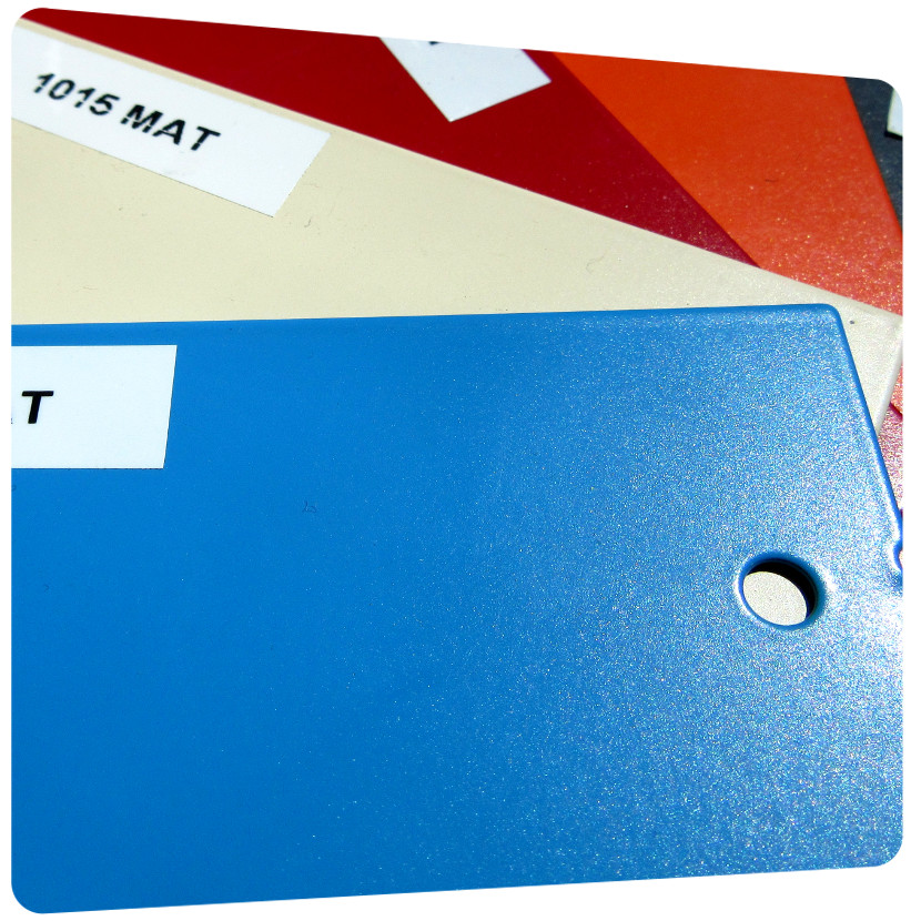couleurs RAL mates texturee Qualicolor la rochelle 17