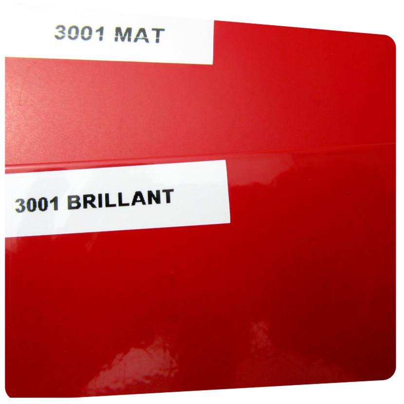 thermolaquage choix de peinture ral | qualicolor - Difference Entre Peinture Mat Satine Et Brillant