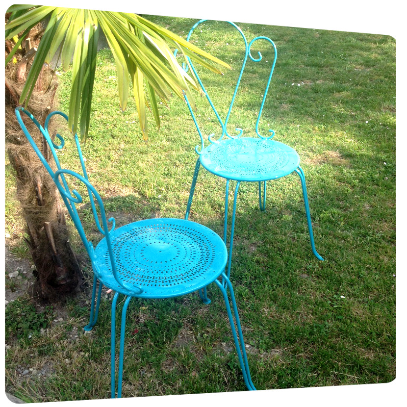 Faire repeindre son salon de jardin | qualicolor