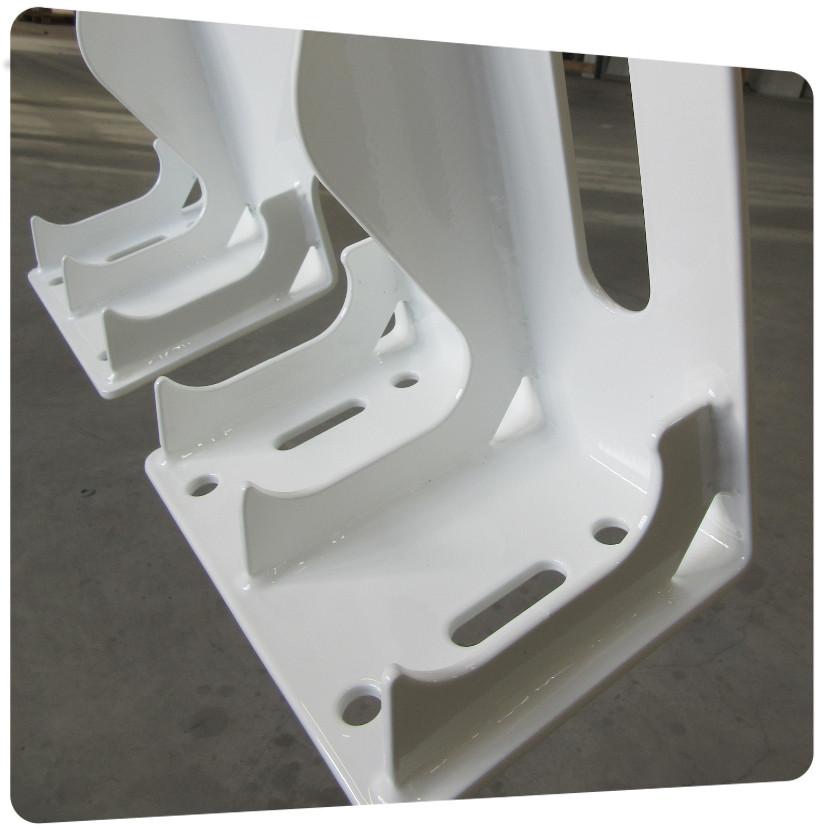 plastification haute protection pieces metalliques france