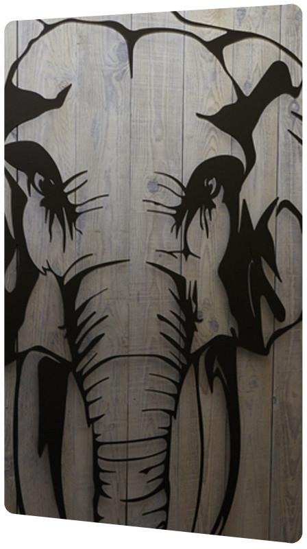 elephant acier createur benjamin evano thermolaquage