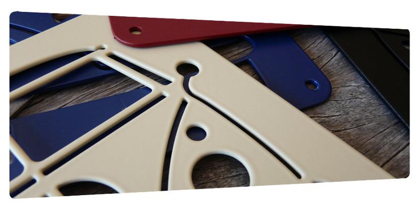 plaque metal ile de re evano couleur finition peinture charente maritime