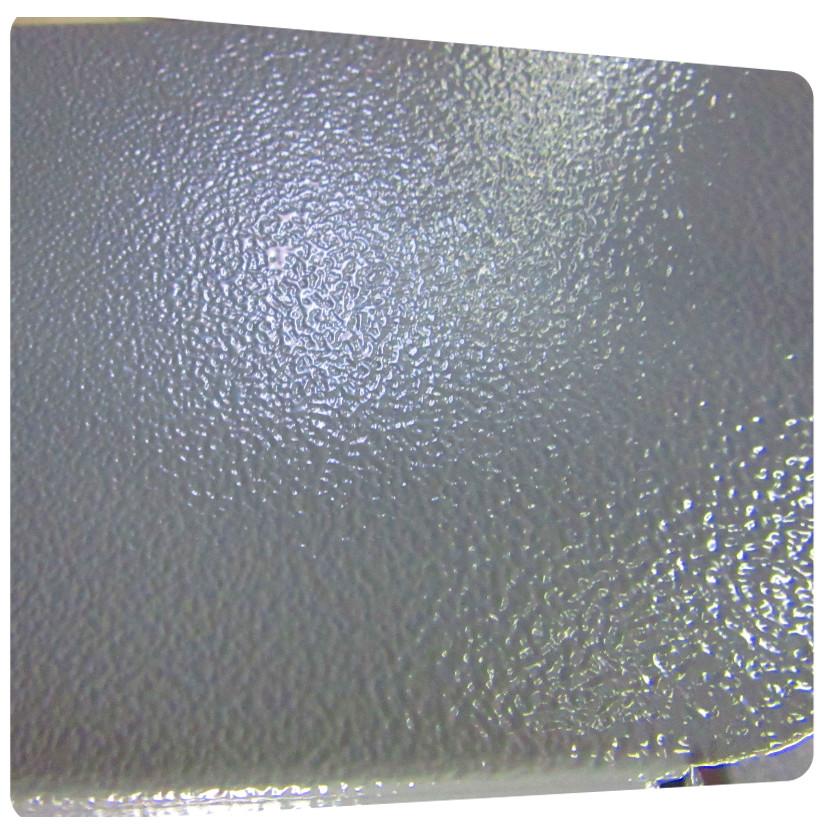 peinture poudre 17 16 85 79 finition grain cuir borne mobilier urbain