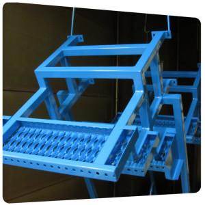 piece 3D aménagement industrie aquitaine