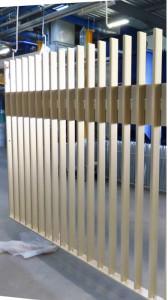 construction  metallique  teinte  or  garde  corps acier  galvanise  dore  pays  de  loire  nouvelle  aquitaine