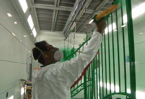 poudrage thermolaquage laquage peinture epoxy la rochelle ile de re 17