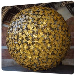 I ART I La sphère de Klaus Pinter