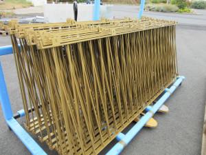 garde corps acier galvanise dores métallises peinture poudre architecture aquitaine pays de loire
