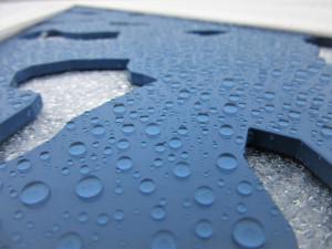tole acier goutte d'eau resistance corrosion milieu marin thermolaquage 17
